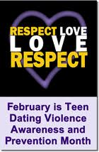 Teen Dating Violence: It Happens More Than You Think....