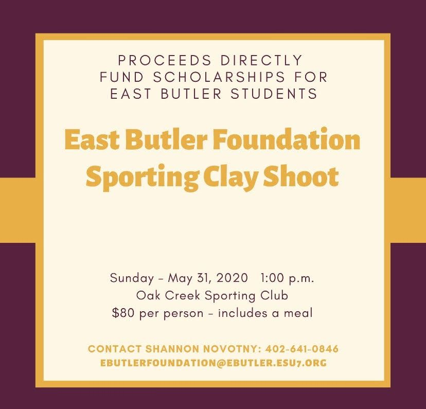 East Butler Foundation Sporting Clay Shoot