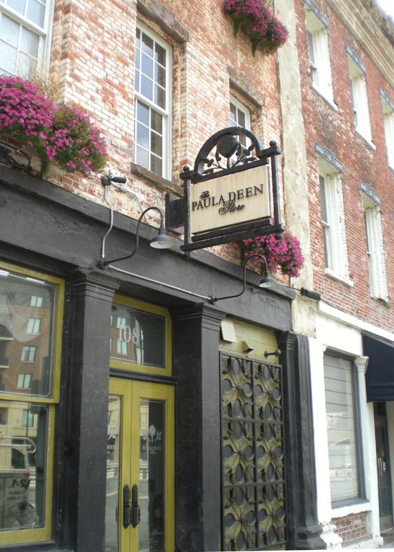Paula Deen Storefront