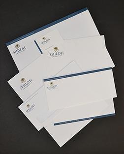 Letterhead, Envelopes & Business Cards