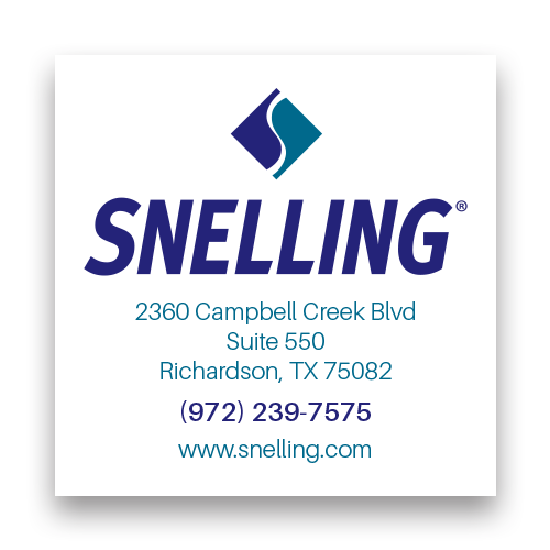 """Snelling Stickers - 2.5"""" W x 2.5"""" H Square Stickers"""