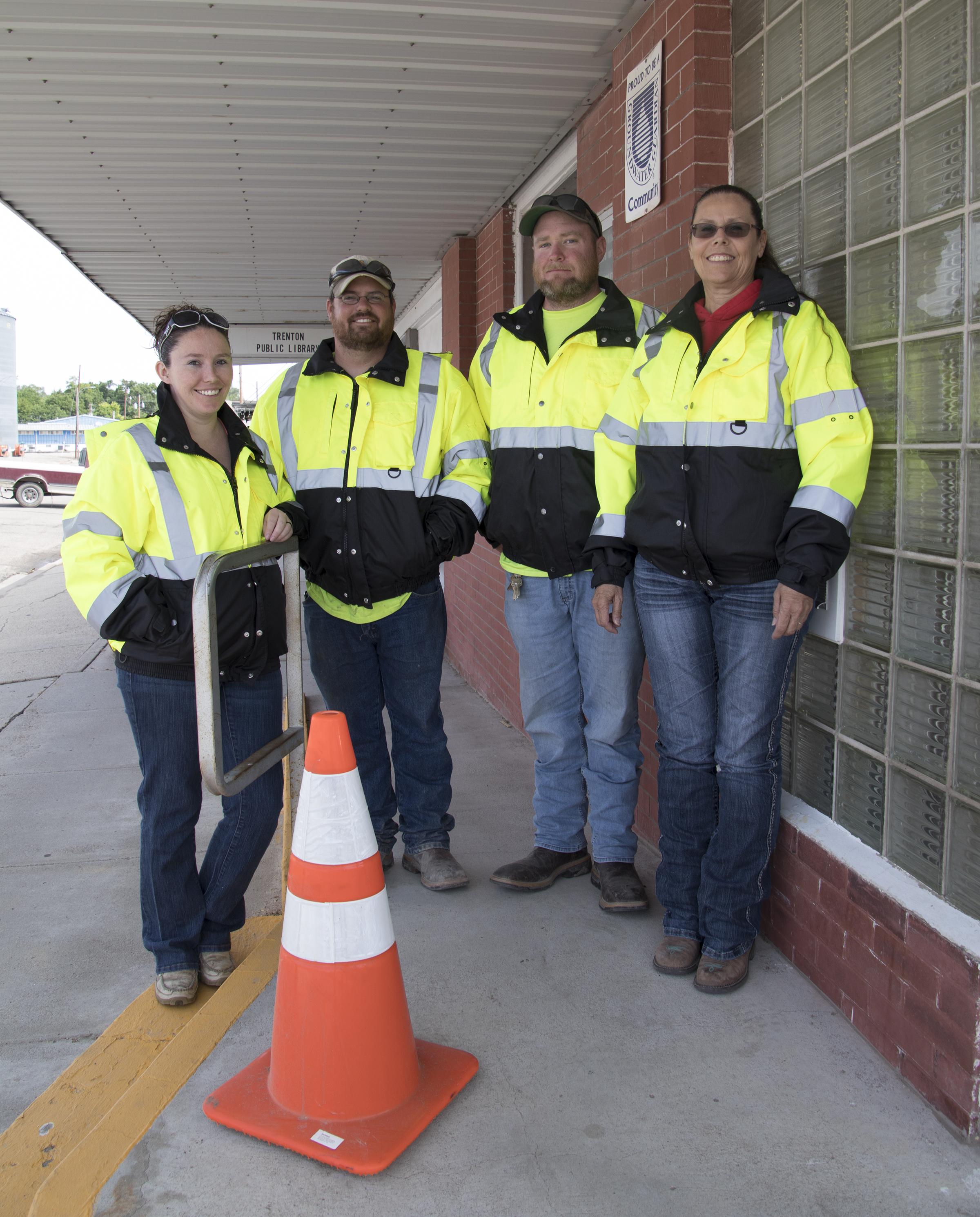 Trenton awarded Safety Grant