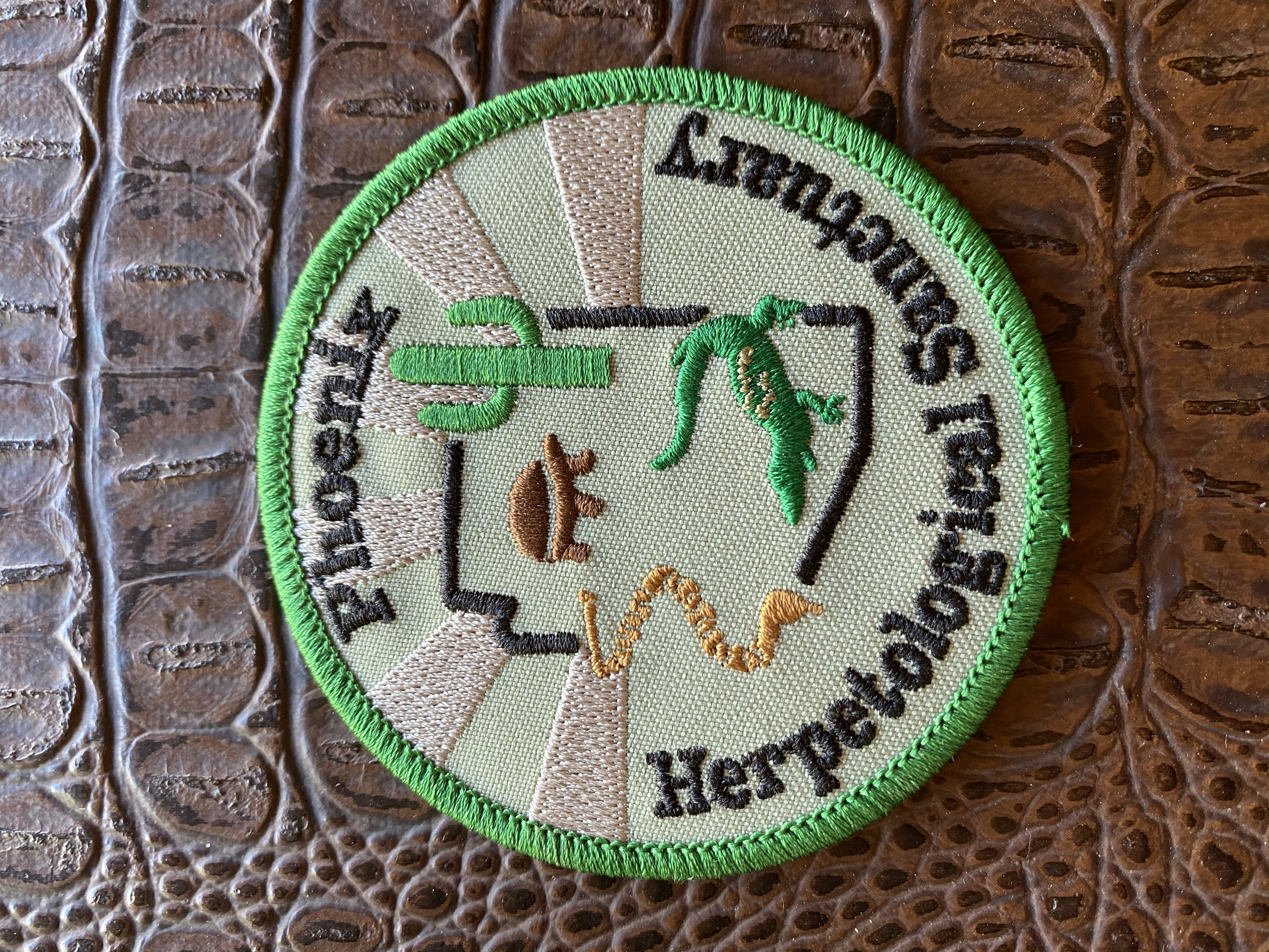 PHS Logo Patch