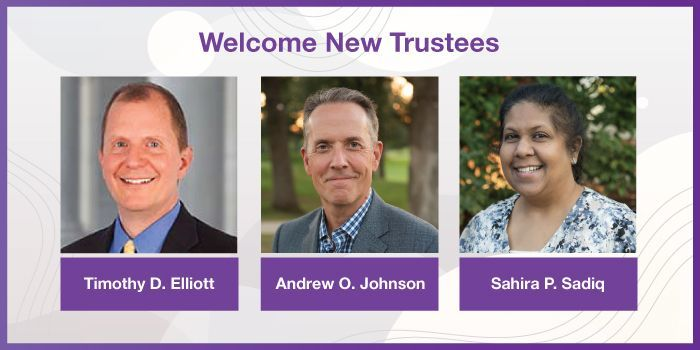 DuPage Foundation Welcomes New Trustees to Board