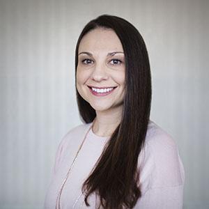 Erin Hergott, Member Services Coordinator