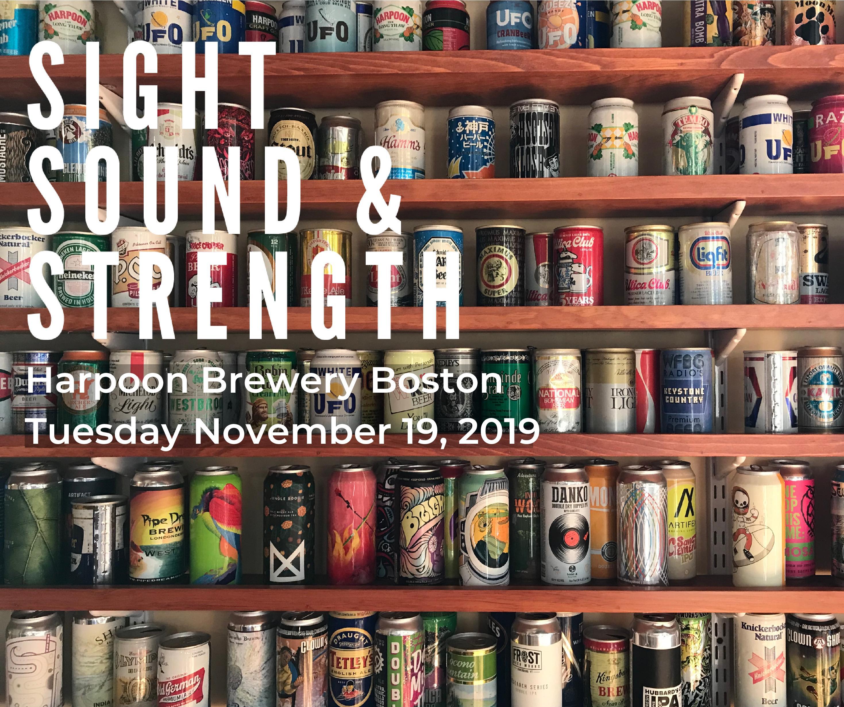 SSS Harpoon Brewery Boston