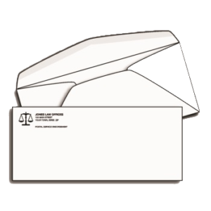Item A10 - #10 Regular Envelope