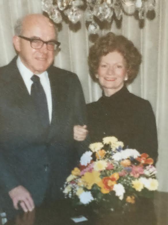 Lovely Couple-John and Helen Sherman