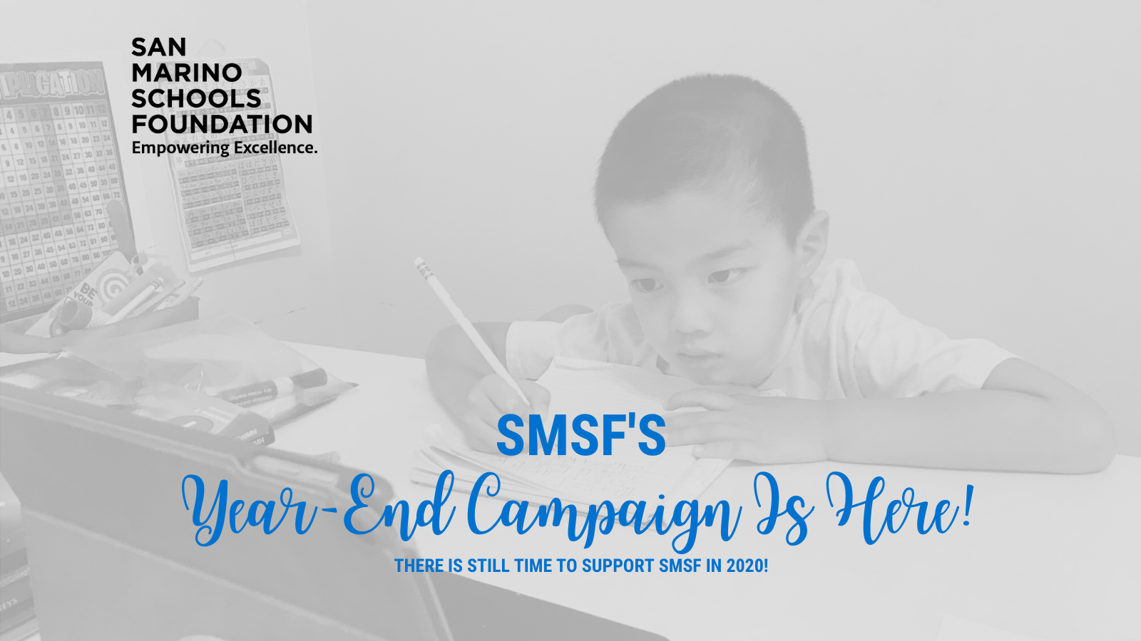 There is Still Time To Support SMSF in 2020!