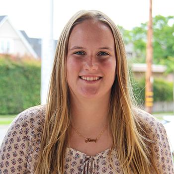 Kendall Chapko, Student Representative