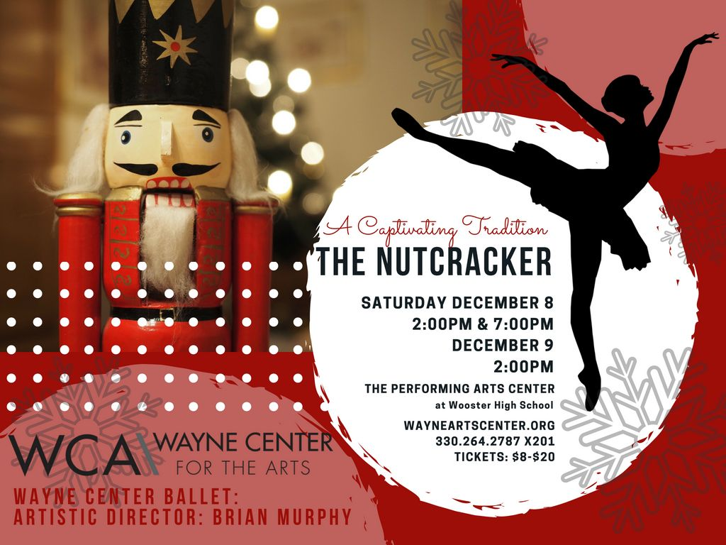 WCA presents The Nutcracker!