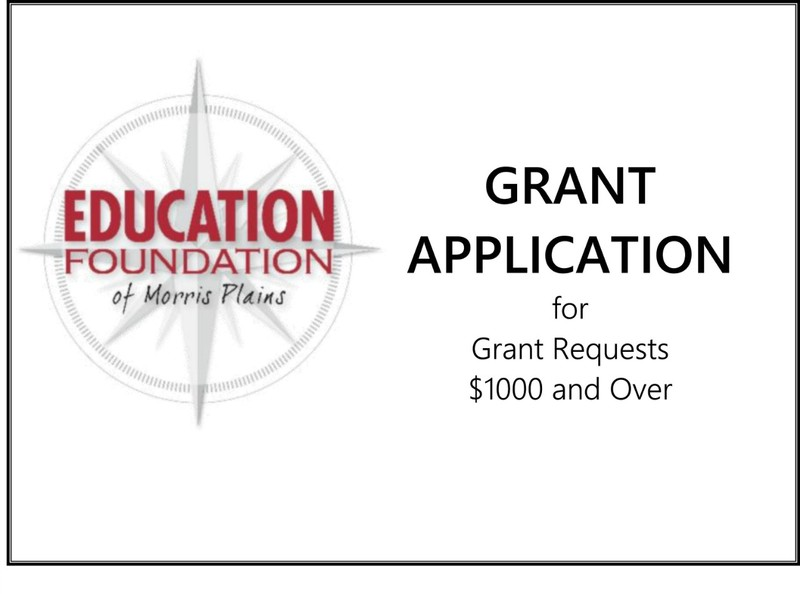 Regular Grant Application