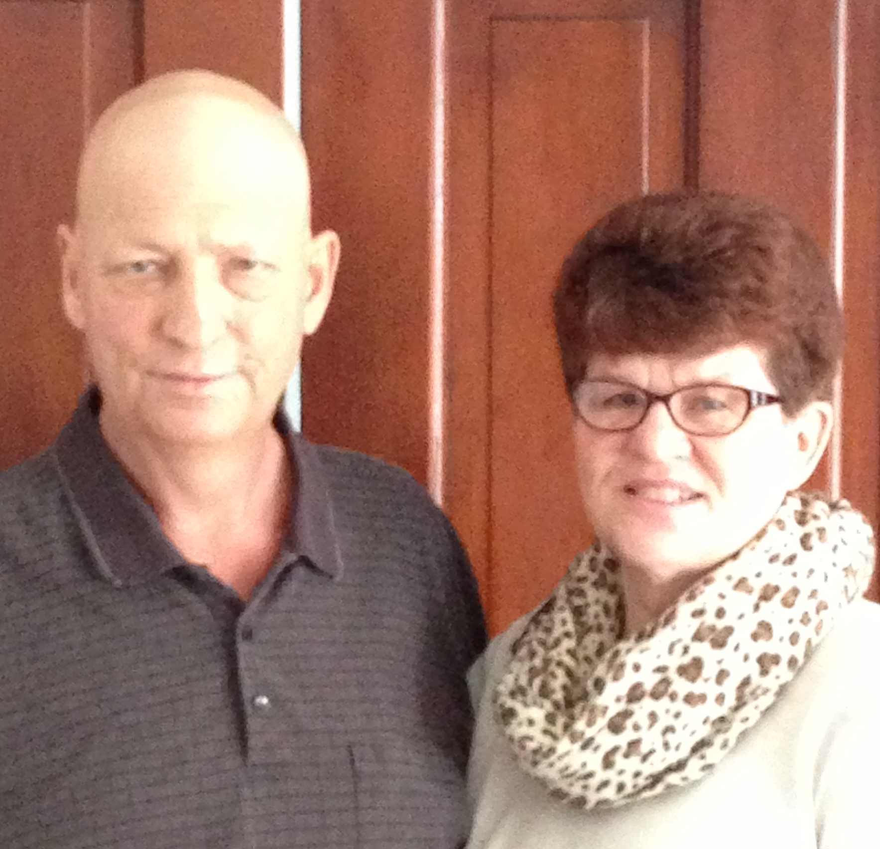 Mark & Phyllis Buechler