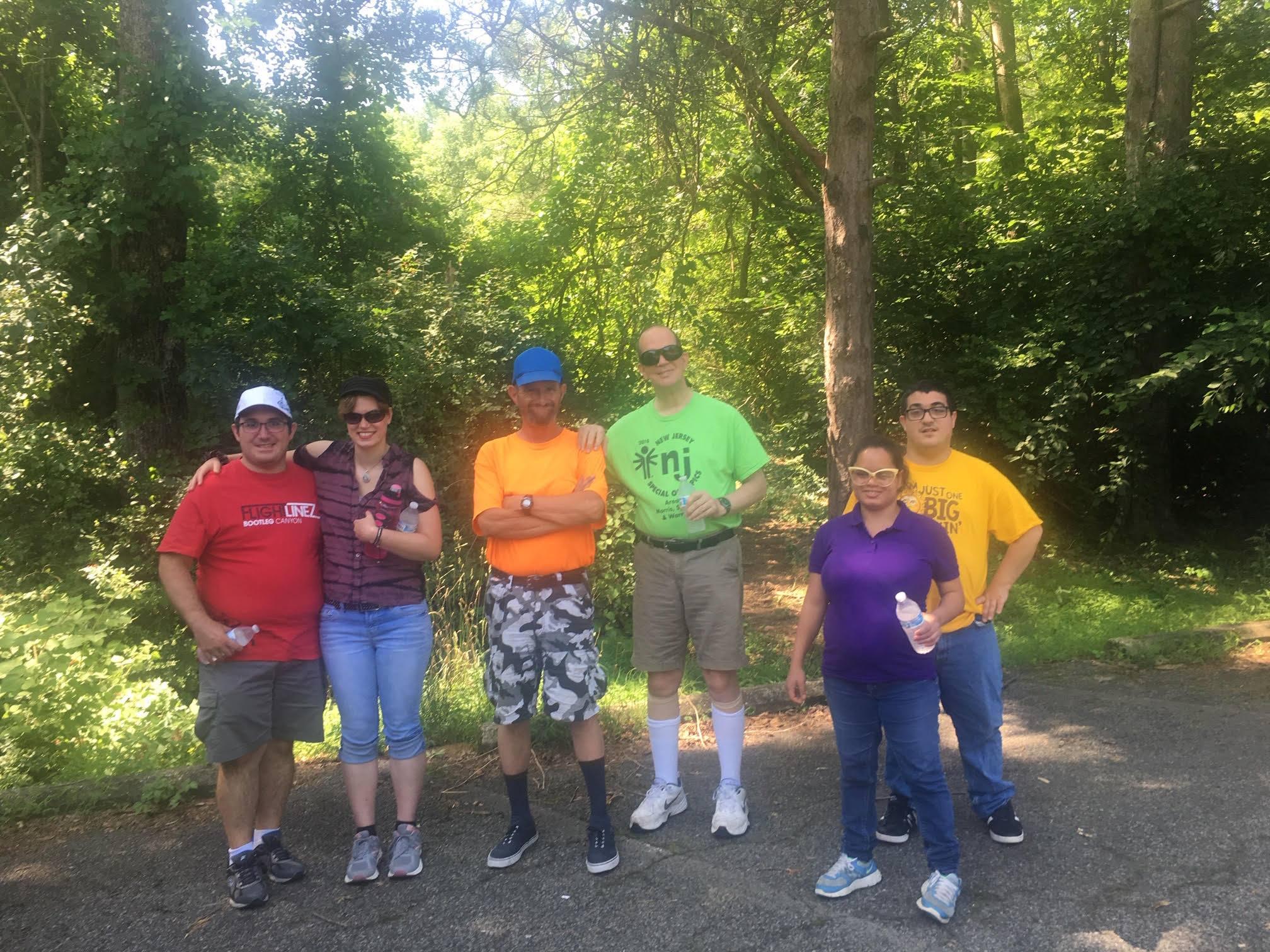 Hacklebarney State Park Hike