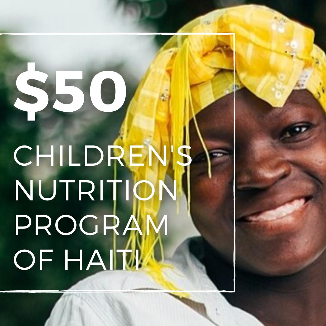Children's Nutrition Program of Haiti