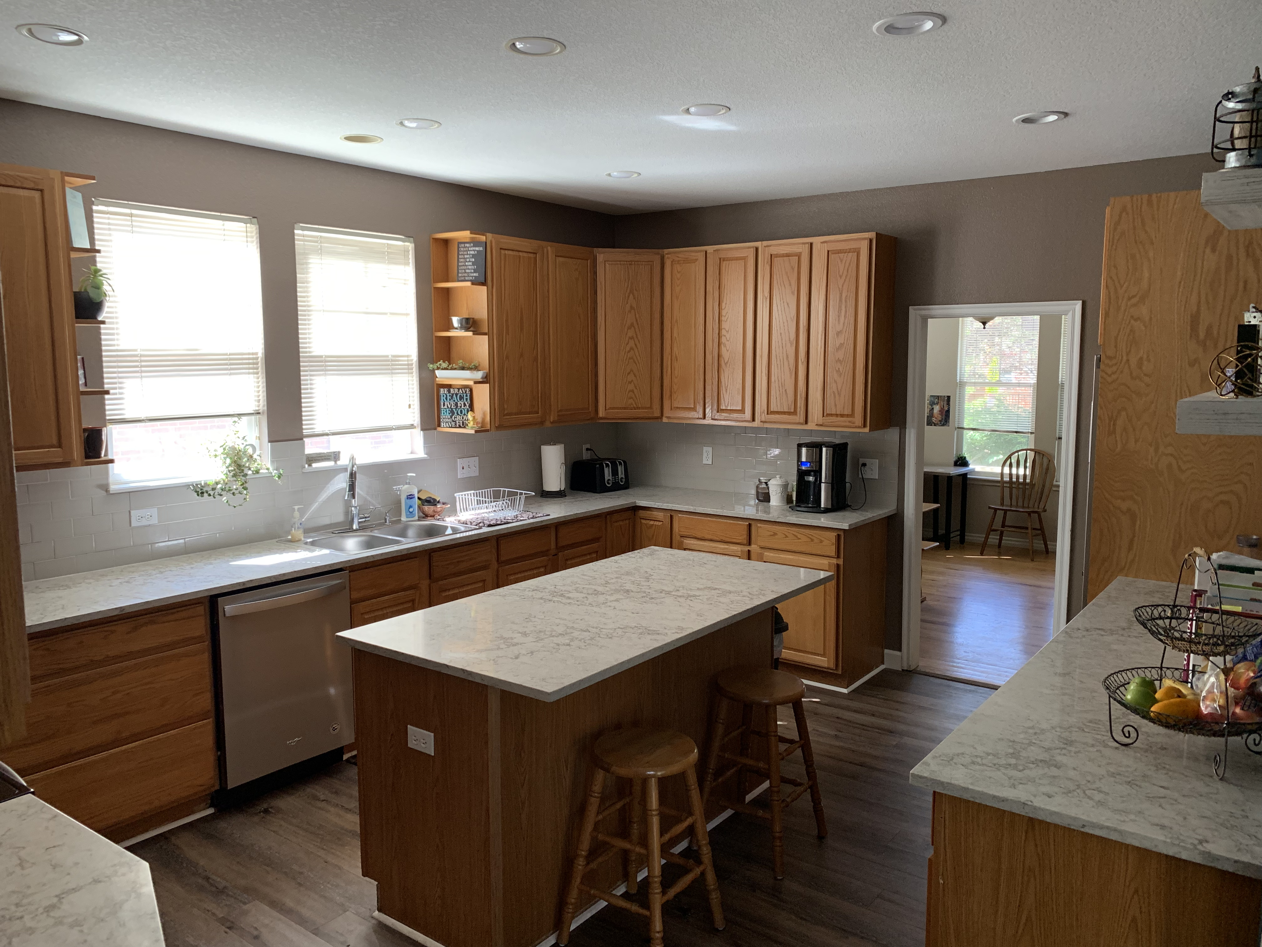 Discovery Home Kitchen Remodel