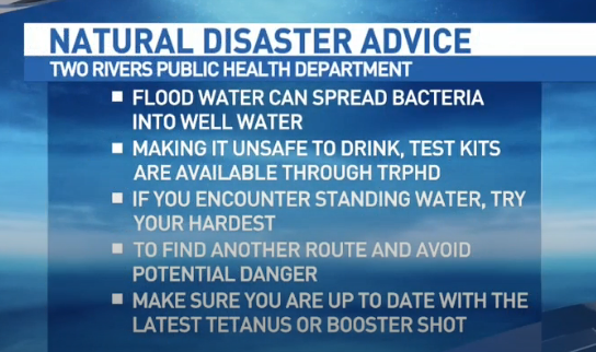 Advice for Coping with Natural Disasters 3-19-19
