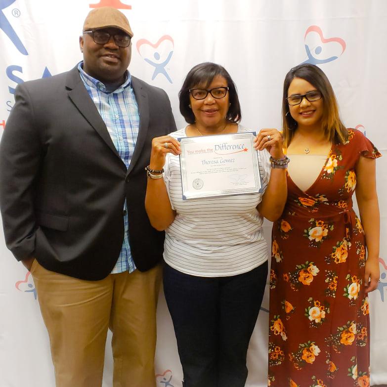 Volunteer Appreciation: June 2019