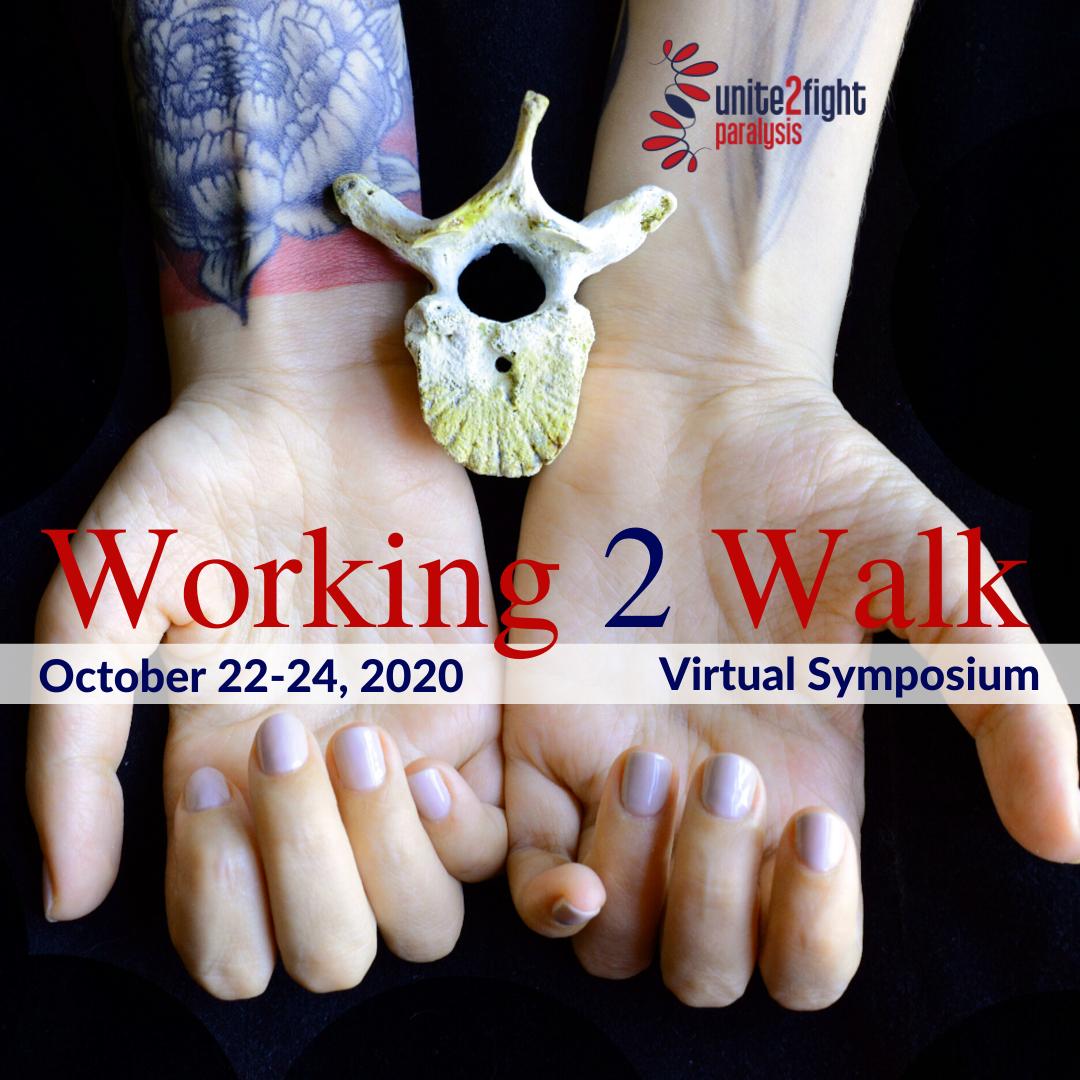 Working 2 Walk 2020 - First Ever Virtual Symposium!