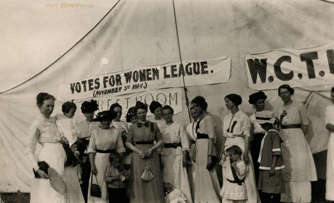 Upcoming Woman Suffrage Project Information
