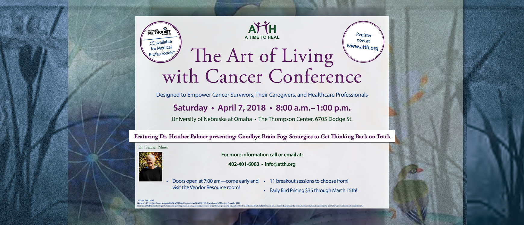 Register Now for the 2018 Conference