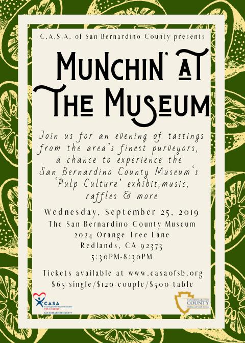 Munchin at the Museum