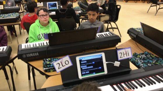 Ground-Breaking Musical Curriculum