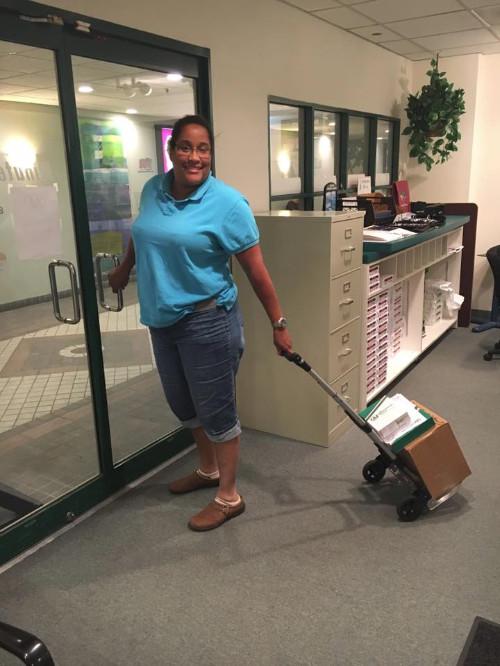 Tamara Jensen, Delivery & Customer Service
