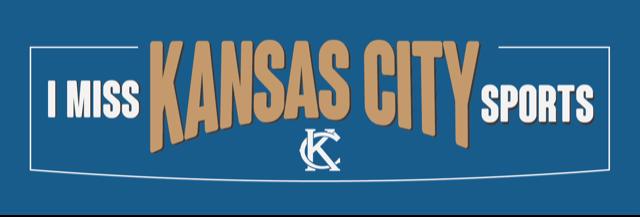 I Miss KC Sports Bumper Sticker - BLUE
