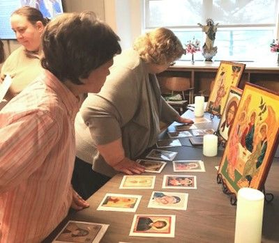 New Jersey Felician Associates Reflect on Icons