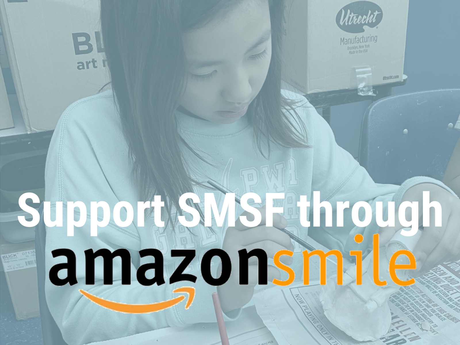 You Can Support SMSF While Shopping!