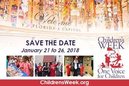 Save the Date Children's Week