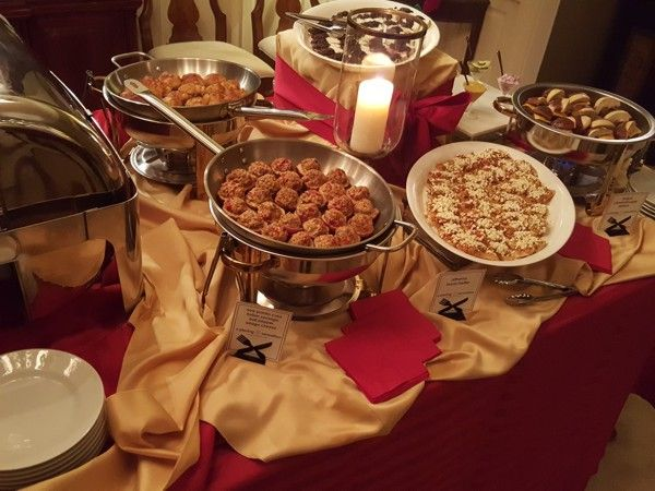 Holiday Catering & Events