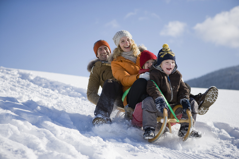 Winter Wonderland Adventures to Try with Your Family