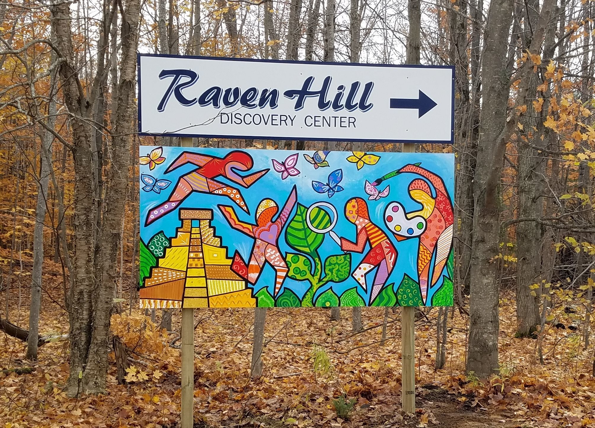 Welcome to Raven Hill