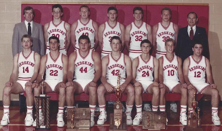 St. Henry 1990 Team