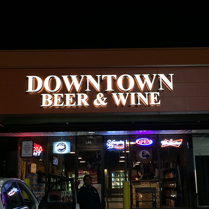 Downtown Beer and Wine