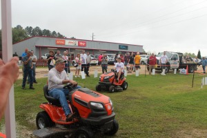 19th Annual Lawn Mower Race