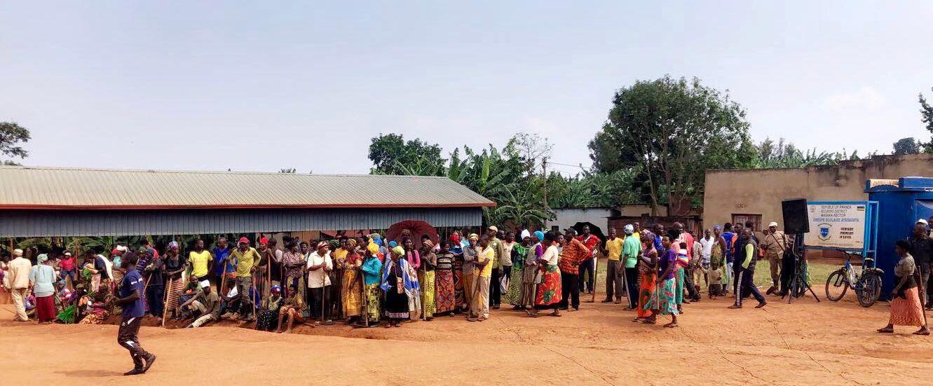 God's Light Shines in Rwanda