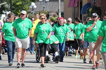 Benefit Walk 2015