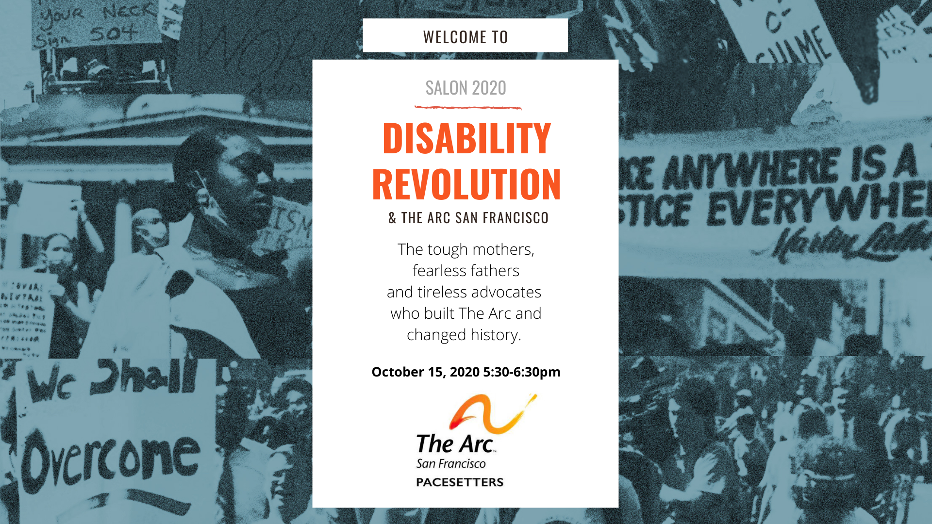 The Disability Revolution & The Arc San Francisco