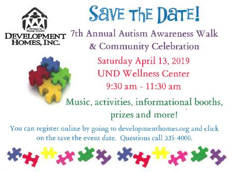 7th Annual Autism Awareness Walk and Community Celebration