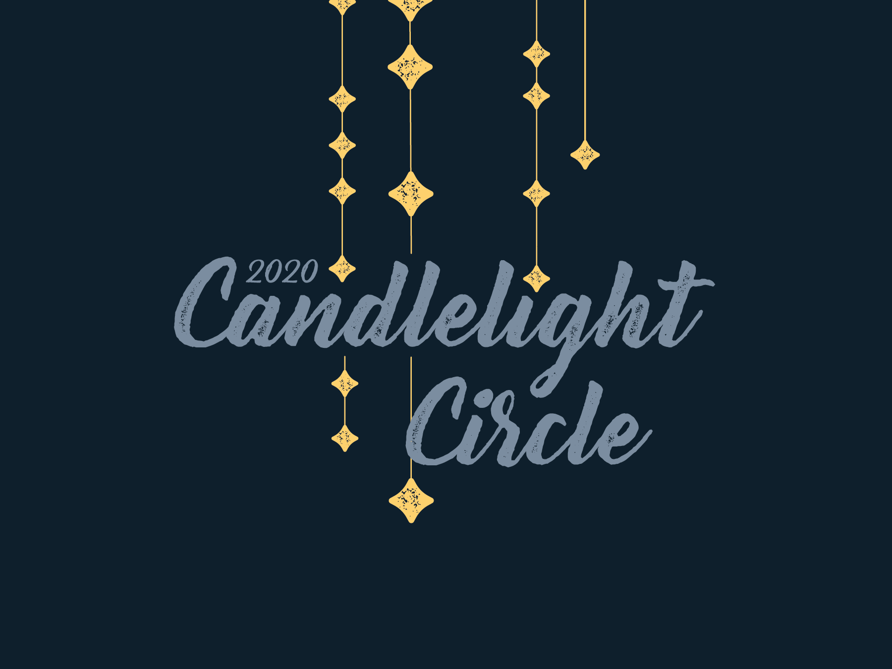 The Research Foundation offers opportunity to join Candlelight Circle Supporters