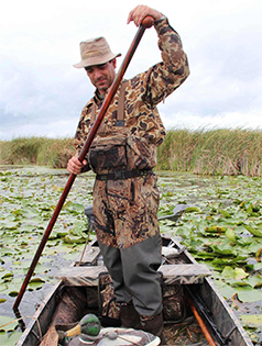 Delta Waterfowl Expands Development Staff