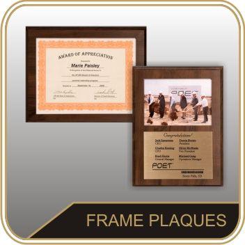 Photo Plaques