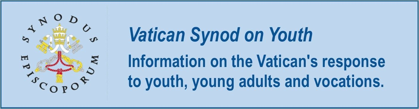 Vatican Synond on Youth - linked