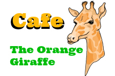 The Orange Giraffe Cafe