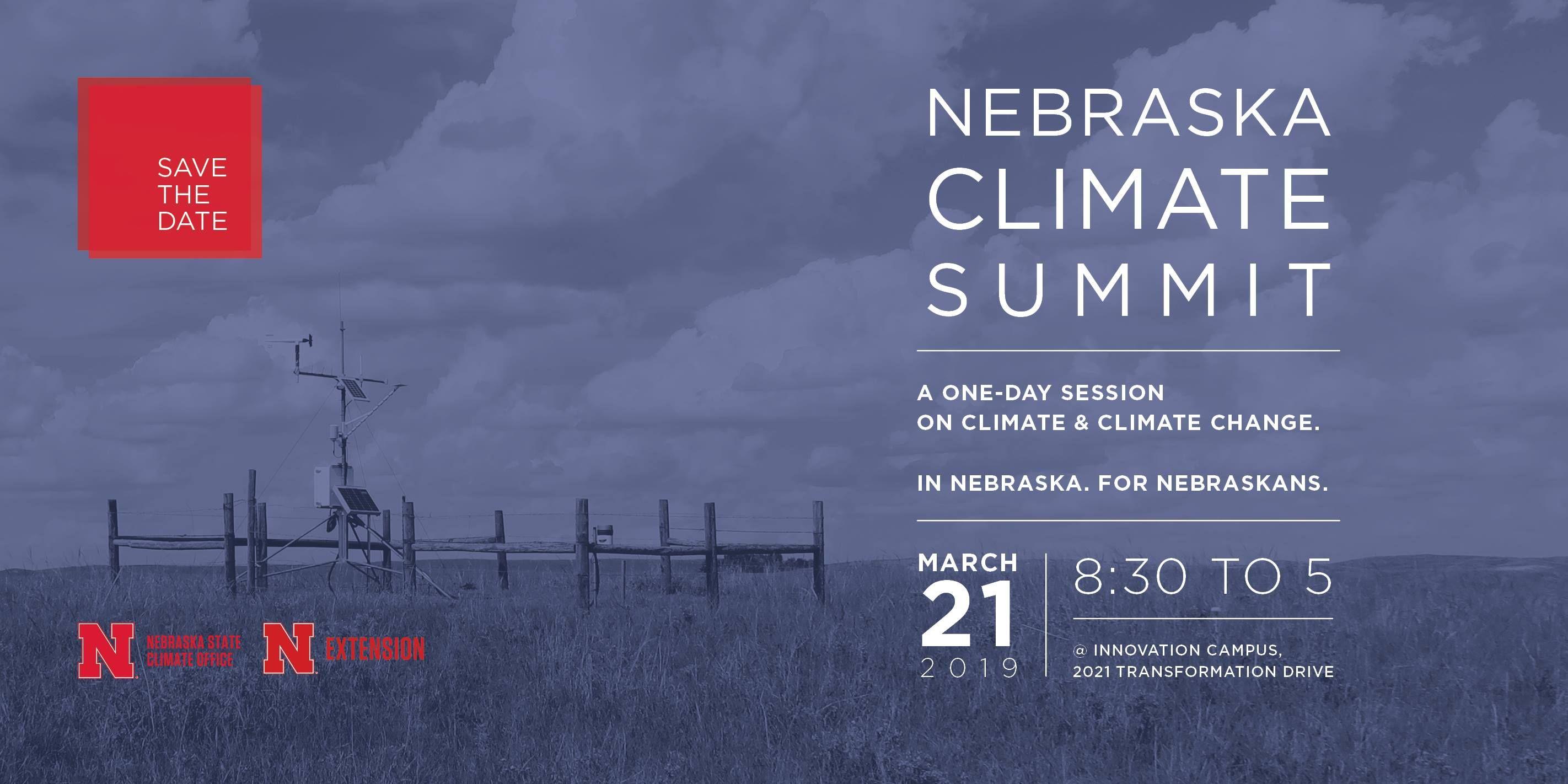 CE: Nebraska Climate Summit