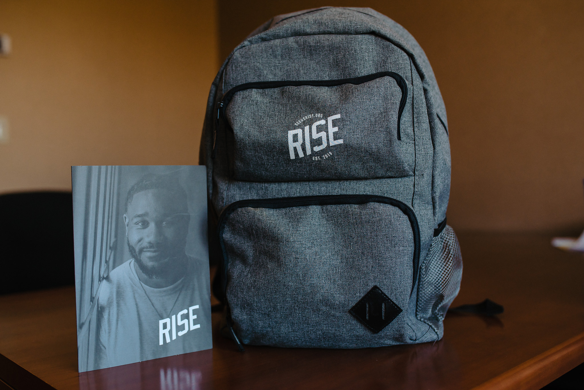 RISE Welcome Home Bags!