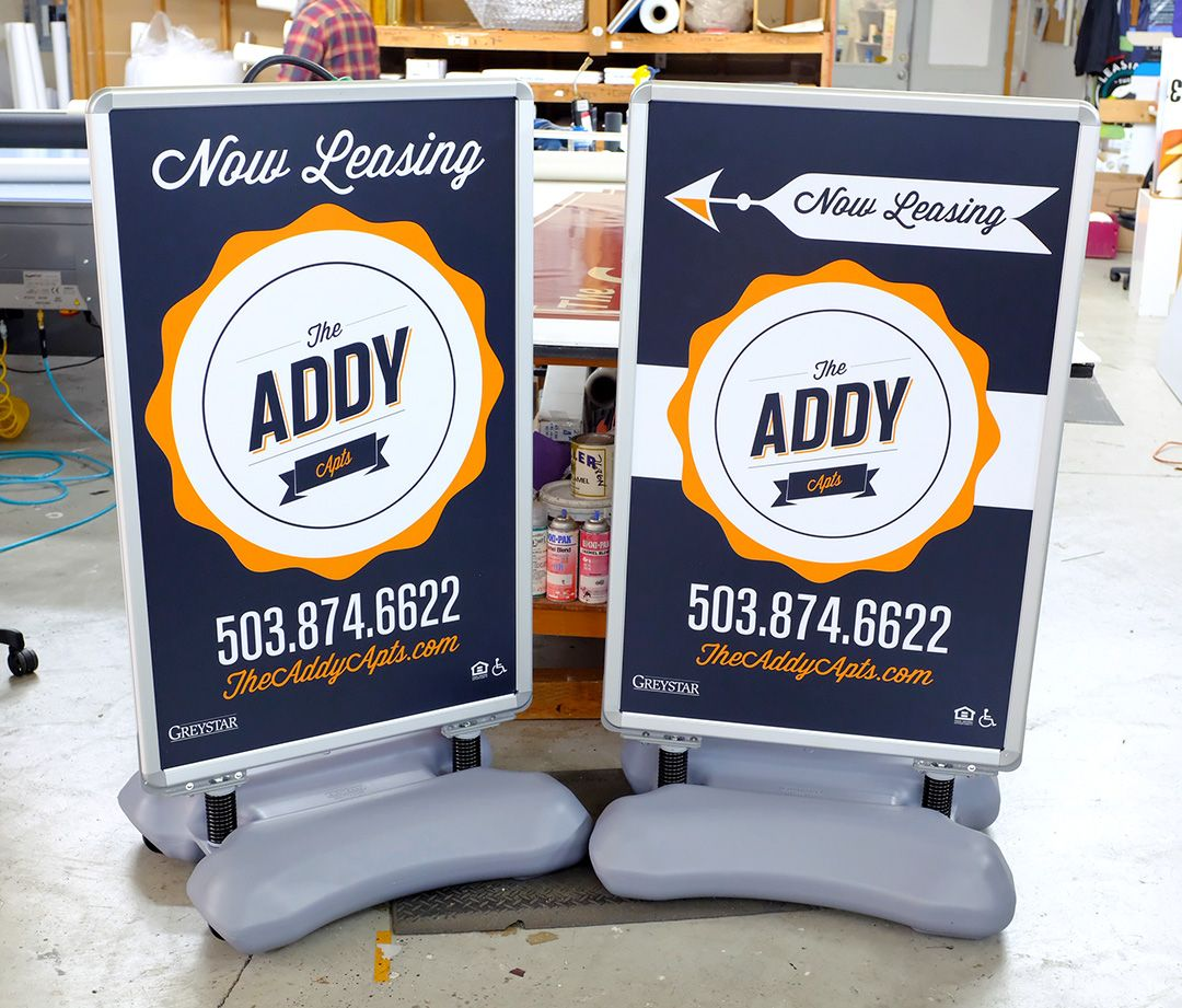 THE ADDY